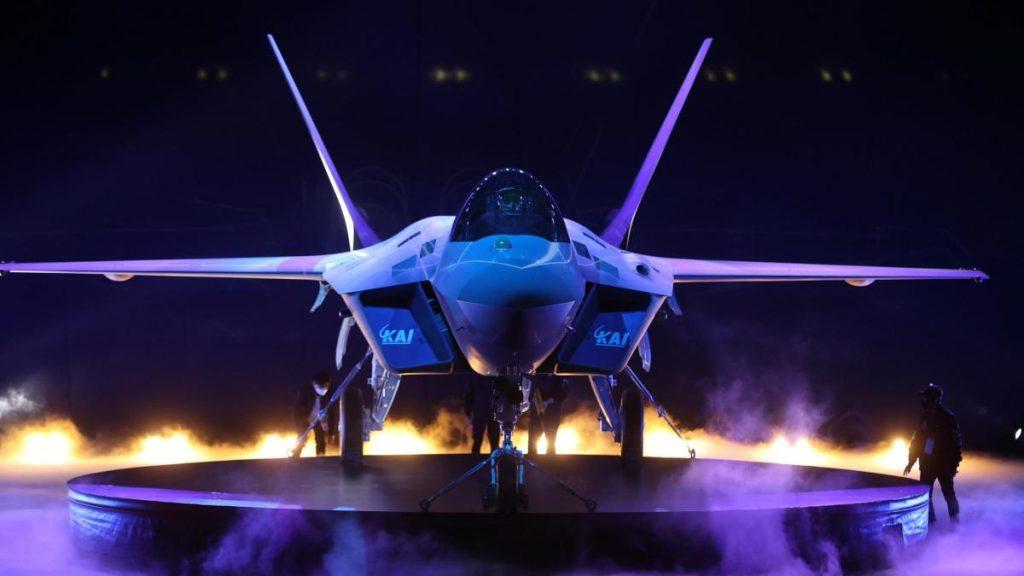 KF-21 Korea Selatan: Disamarkan lebih baik dari Eurofighter dan lebih murah dari F-35