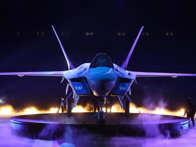 Militer: Korea Selatan memperkenalkan prototipe pesawat tempur - Ekonomi