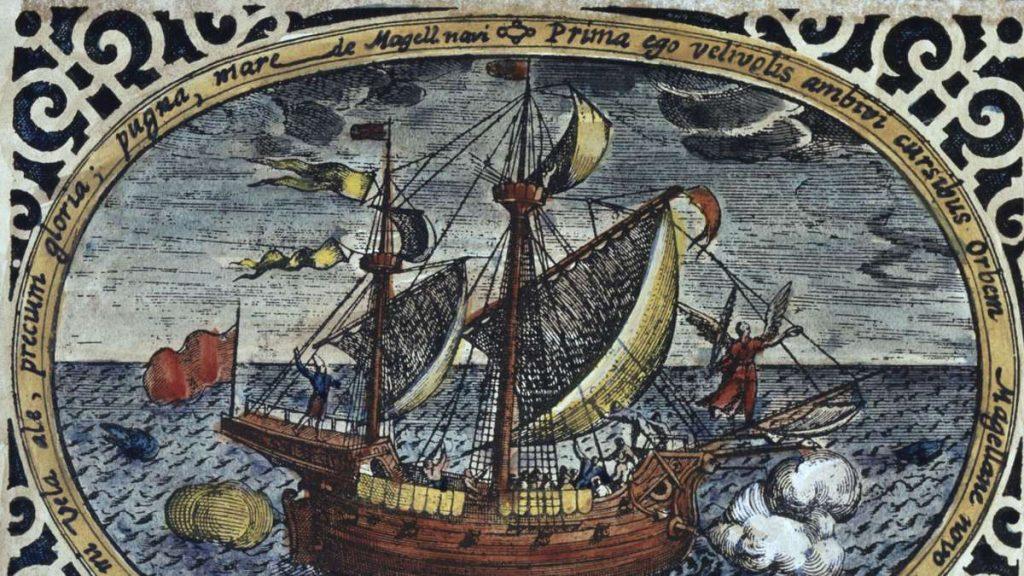 Legenda Magellan |  Masyarakat