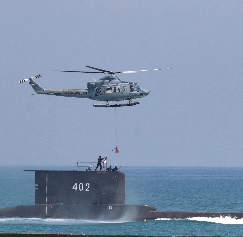 Foto KRI Kapal Selam TNI AL Arsip foto kapal selam KRI Nanggala
