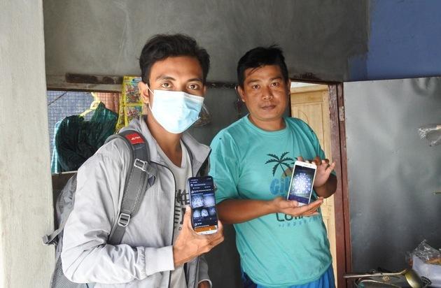 """▷ Dengan Mitra Lokal Melawan Kemiskinan di Indonesia: """"Inisiatif Mikro Global eV Membawa ..."""