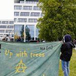 Bao – Heidelberg – Protes baru oleh pelindung iklim terhadap ekonomi Heidelberg