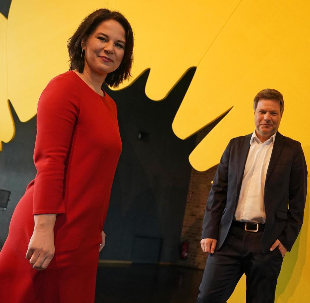 Presiden partai Analina Burbock dan Robert Habek: aset dan pendapatan yang lebih tinggi harus berkontribusi lebih banyak di masa depan
