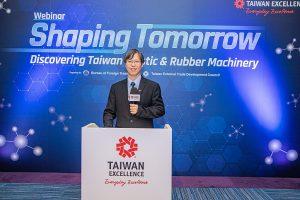 Tony Wu, Direktur Penjualan Chumpower.  (Gambar: Taitra)