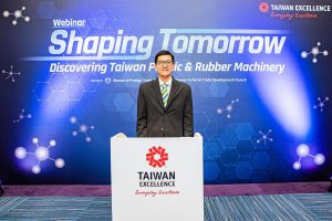 Hank Wu, Direktur Penjualan FSC (Foto: TAITRA)