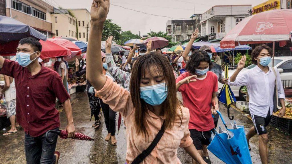 Myanmar: Dari Kudeta ke Perang Saudara