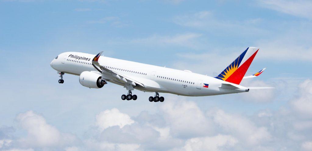 Juga lebih rendah dari Boeing 777: Philippine Airlines ingin mengurangi armada A350-nya