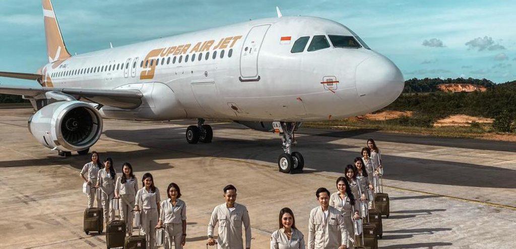 Super Air Jet: maskapai milenial ke Indonesia