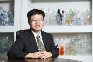 Bosch Hsieh, Wakil Presiden Komite Mesin Plastik dan Karet TAMMY.  (Gambar: Taitra)