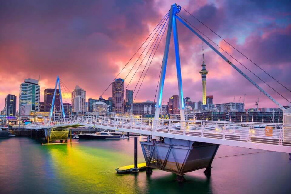 Kota-kota yang paling layak huni terutama di Selandia Baru dan Australia