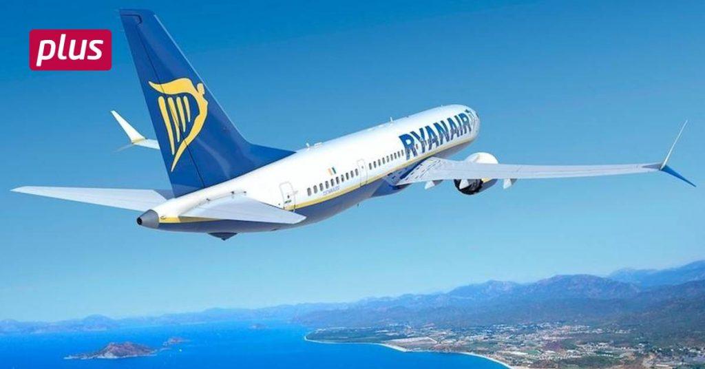 Ryanair sekarang menerbangkan Boeing 737 Max - dengan nama yang berbeda