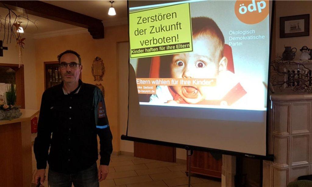 DP menyerukan percepatan energi terbarukan - Schwandorf-Nachrichten
