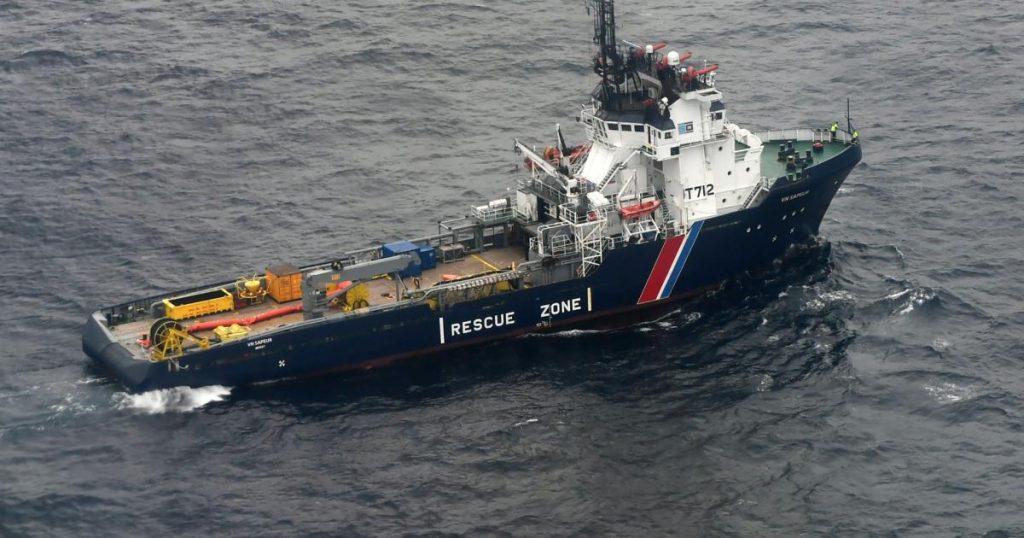 Corona membawa 100.000 pelaut di kapal kargo