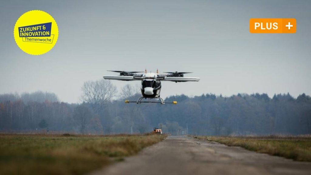 Minggu kustom: Mobilitas masa depan: Kapan taksi udara lepas landas dengan penumpang?