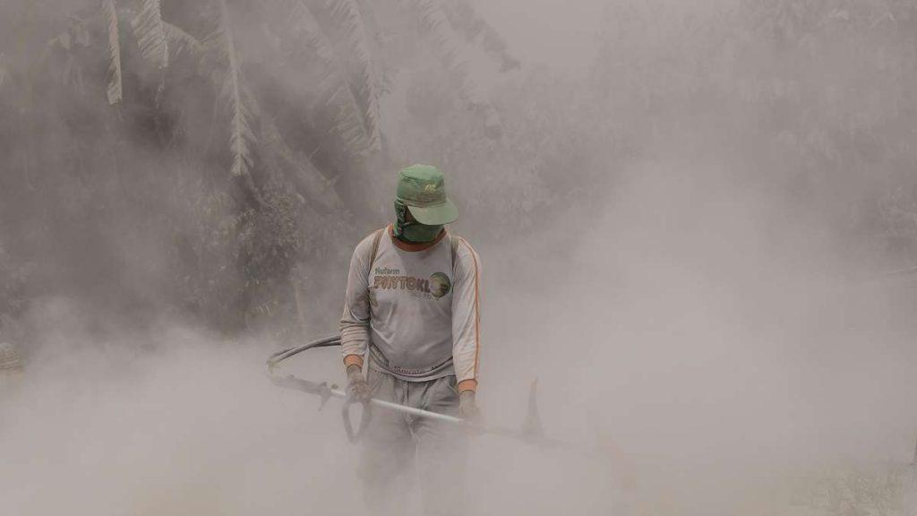 Bencana alam berikutnya dalam pawai?  Letusan gunung berapi dapat melumpuhkan ekonomi global