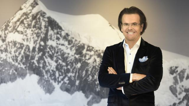 Jean Claude Bregy, CEO der Gebäudetechnikerin Poenina, wurde wegen Betrug verurteilt.