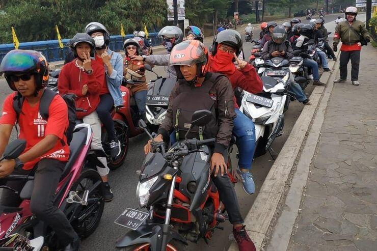 Jakarta: Larangan plat nomor mengemudi |  Motorradonline.de
