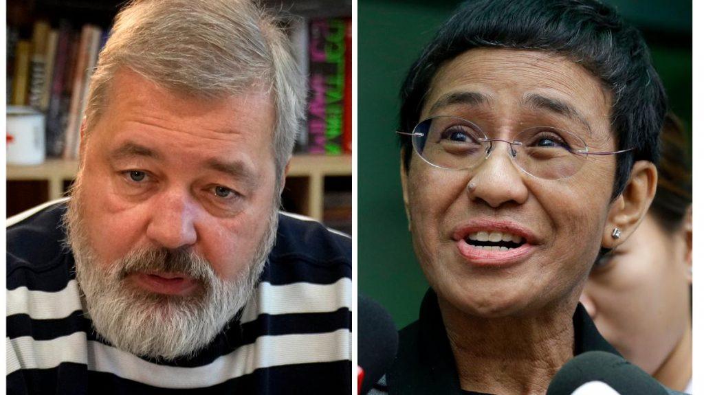 Hadiah Nobel Perdamaian 2021: Jurnalis Dihormati: Pemberani, Keras Kepala, Pantas Mendapatkan Hadiah Nobel