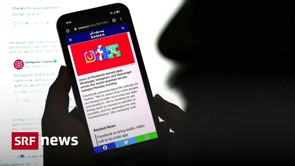 Kegagalan total Zuckerberg - Facebook, Instagram, dan Whatsapp untuk 3,5 miliar pengguna tidak dapat diakses - Berita