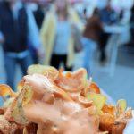 Kerumunan besar di Festival Makanan Jalanan 1 – Grunstadt